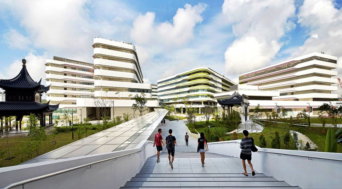 Trường Đại học Công nghệ và Thiết kế SUTD Singapore