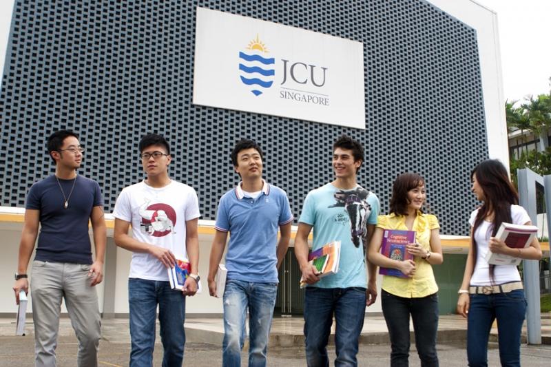 Đại học Jame Cook Singapore