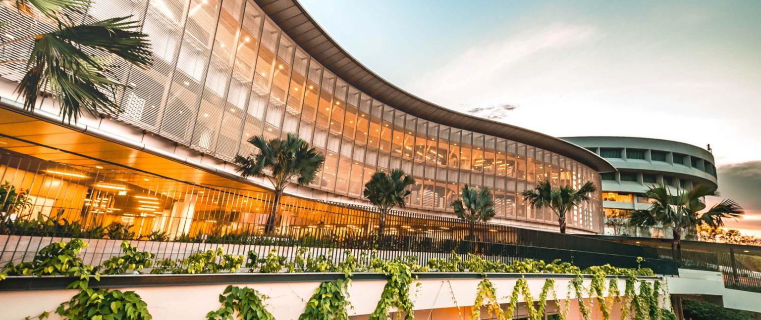 Đại học công nghệ Nanyang là một trong 3 trường công lập danh tiếng tại Singapore.