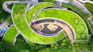 Đại học SUTD với cơ sở vật chất hiện đại, tiện nghi, đầy đủ