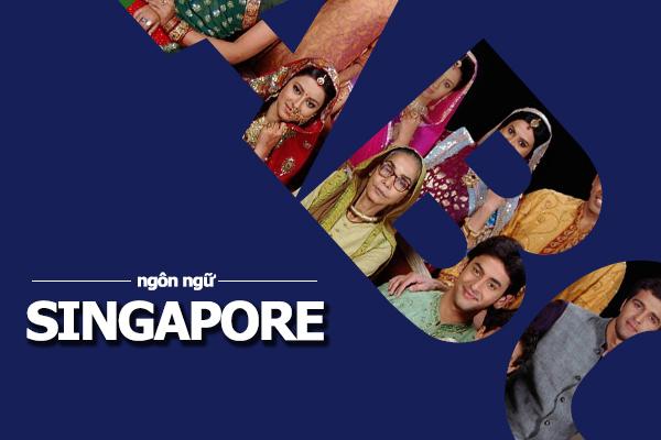 Cộng đồng Ấn Độ ở Singapore sử dụng tiếng Tamil