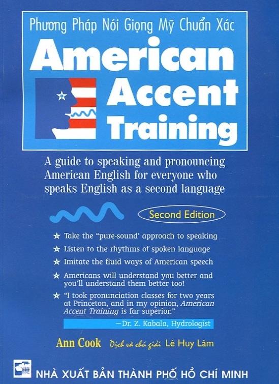 sách-American-Accent-Training-tác-giả-Ann-Cook-dịch-giả-Lê-Huy-Lâm